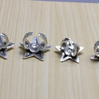 Star Sterling Silver Star Ring Taiyin Personality Ring Trendsetters Exaggerate Punk Accessories Spot Wholesale