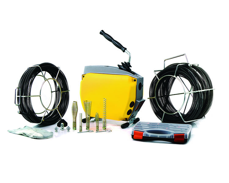 Hot Sale A150 Electric Sectional Sewer Drain Cleaning Machine Manufacturer With CE