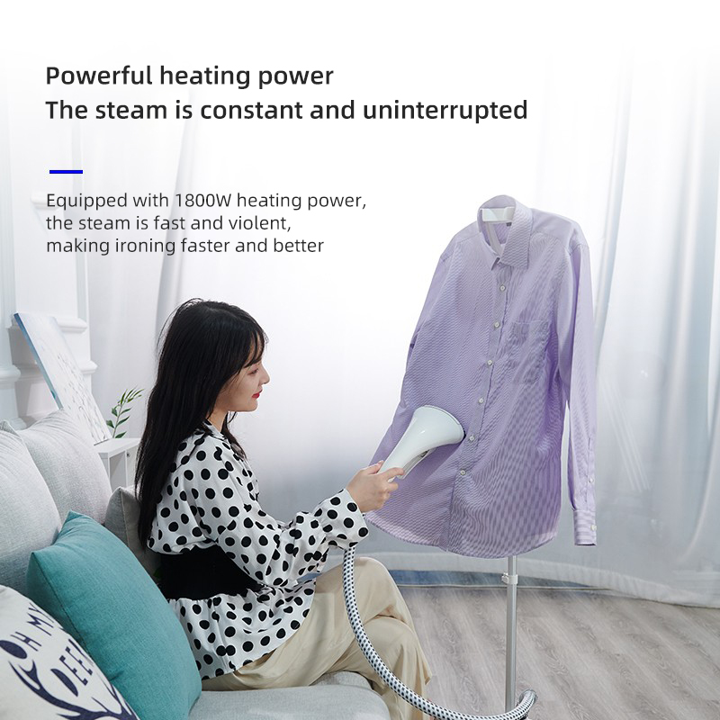 Бытовая электрическая гладильная машина, регулируемый отпариватель для одежды, портативный ручной подвесной утюжок для одежды с паровой щеткой