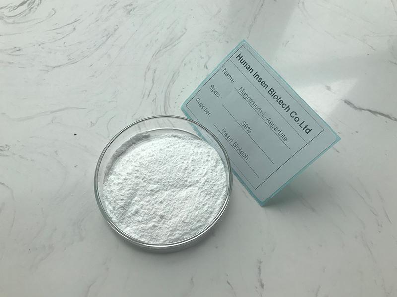 Insen Supply Good Quality Magnesium L-Aspartate Powder