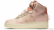 Аутентичные Nike Air Force 1 High LV8 спортивные GS женская обувь для скейтбординга кроссовки оригинальные спортивные износостойкие уличные()