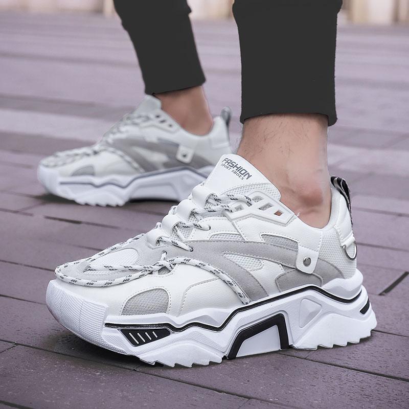 Оптовая продажа, новинка 2021, спортивные модные кроссовки, баскетбольные кроссовки, спортивная обувь на шнуровке для мужчин и женщин на осень