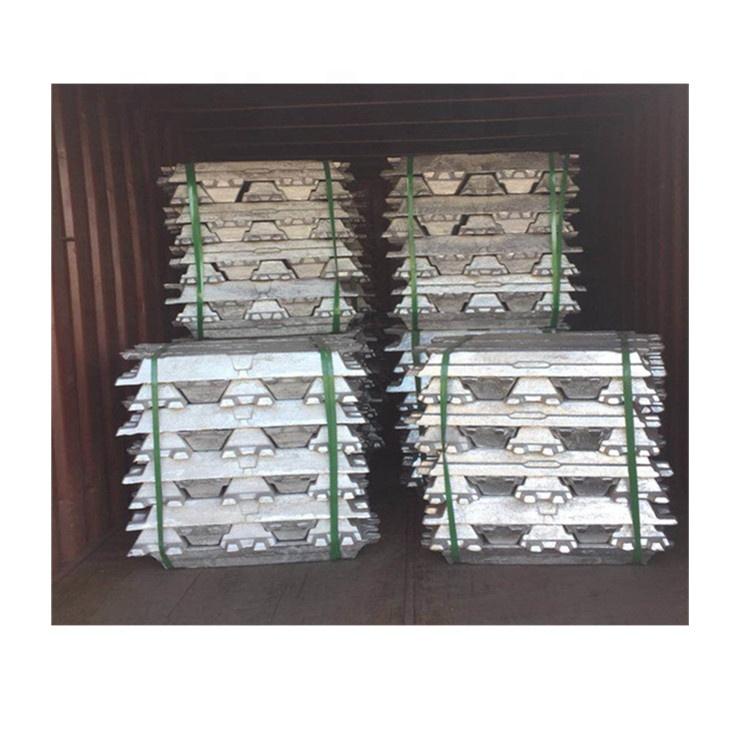 Алюминиевые слитки высокой степени очистки, 99.7% алюминиевые слитки