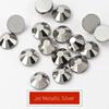 Jet Metallic Silver