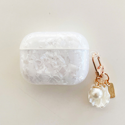 Pearl Shell Luster For Airpods Pro 3 Case For Airpods Pro Silicone Case For Airpods Pro Case