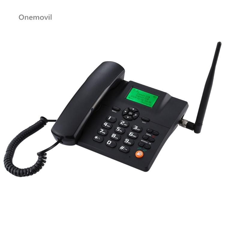 Лидер продаж, проводные телефоны ZT600S, экран 2,4 дюйма TFT, GSM, четырехдиапазонный: GSM 850/900/1800/1900 МГц, фиксированный беспроводной телефон