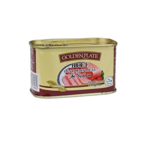 Консервированное мясо из говядины 198 г