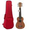 soprano ukulele with bag