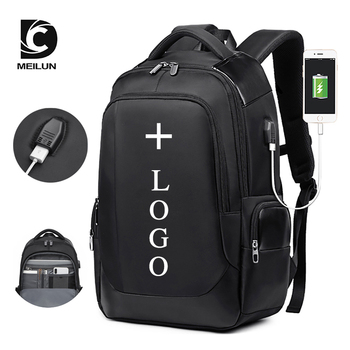 2020 Wholesale Men Backpack Custom Laptop Business Backpack with Logo