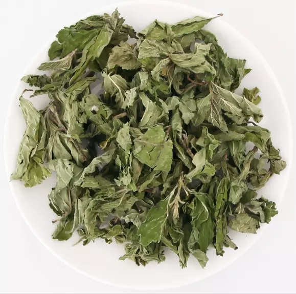 Newly harvested mint leaves dried peppermint leaves tea Chinese herbal peppermint tea natural dried peppermint leaf - 4uTea | 4uTea.com