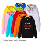 Cotton Hoody Cotton Heavyweight Oversize Hoodie Embroidery Heavyweight 100% Cotton Champions Hoody Unisex Plain Blank Pullover Oversized OEM Custom Logo Printed Men's Hoodies