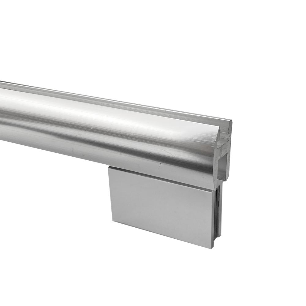 Алюминиевая душевая дверь, душевая головка
