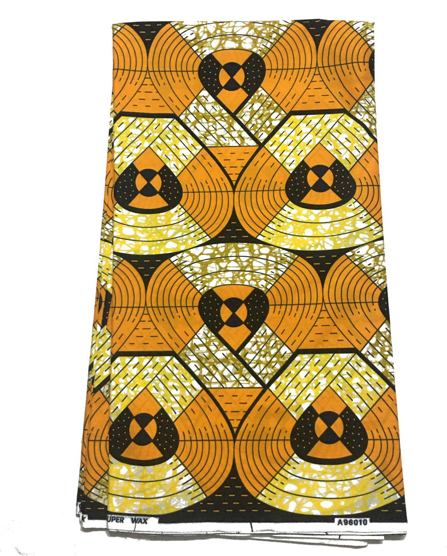 African Ankara  HOLLANDIAS fabric Ghana Textile  WAX Print