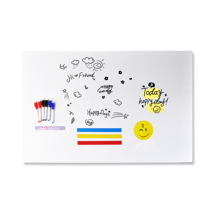 ECO-friendly Whiteboard Magnet New Design Reusable Custom Printed Adhesive Drawing Dry Erase Board White Boards - Yola WhiteBoard | szyola.net