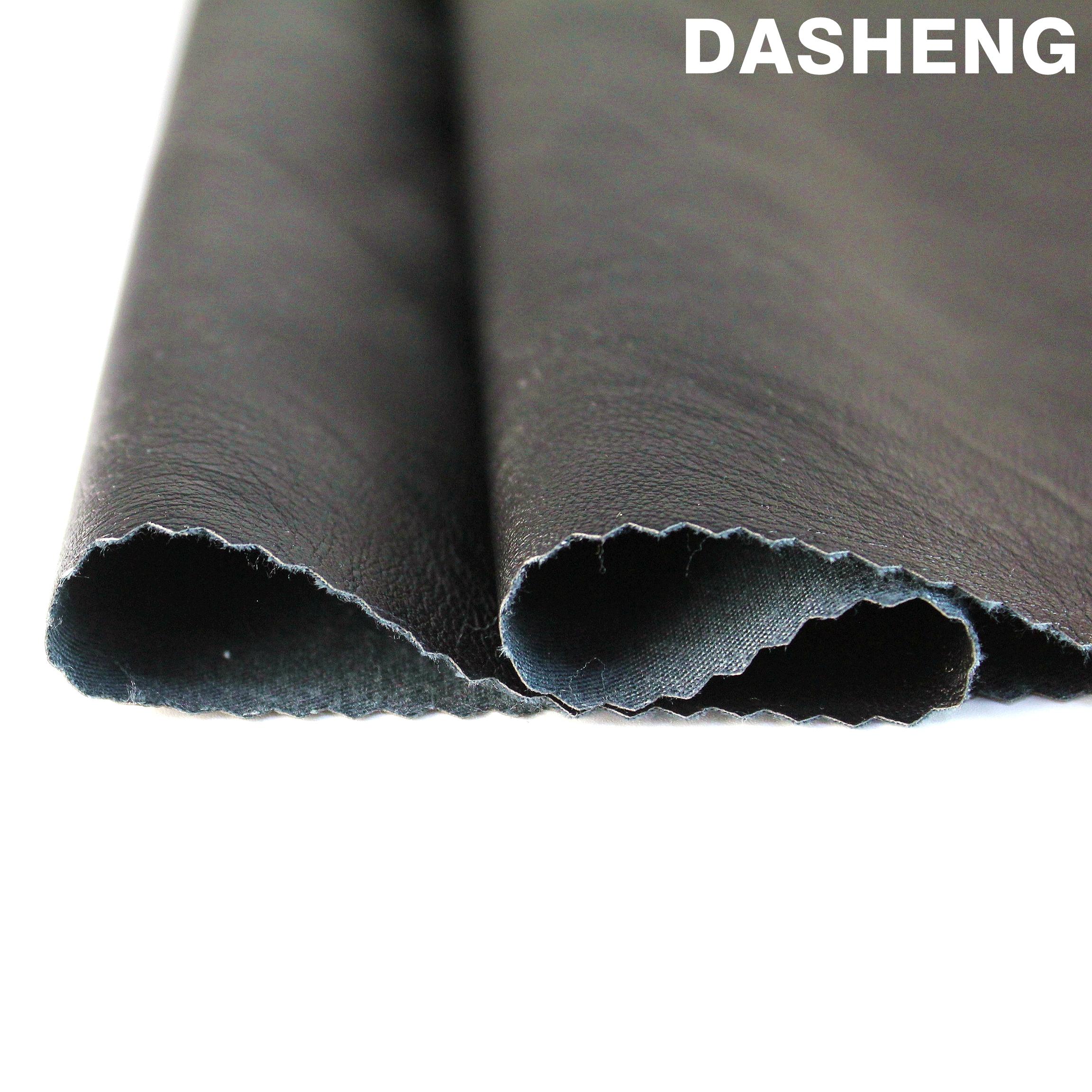 Оптовая продажа от производителя, Лидер продаж, «верный» из искусственной кожи с основанием из вискозной ткани для платьев/курток/юбок