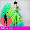 Green 540degree