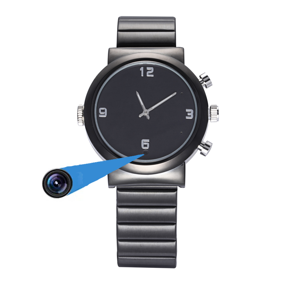 Night vision 1080p spy camera  watch with hidden camera 16GB/32GB
