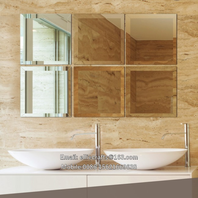 6 Pack 30x30 Frameless Glass Beveled Edge Square Wall Mirror Tiles Set Decorative Self Adhesive Mirror Tiles 12x12 Buy Beveled Edge Square Wall Mirror Tiles Mirror Tiles Set Self Adhesive Mirror Tiles 12x12 Product