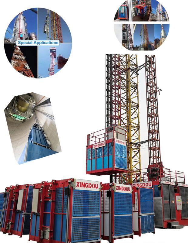 Лидер продаж, строительный мини-подъемник с мачтовой секцией от производителя, цена на продажу с Ce/ISO