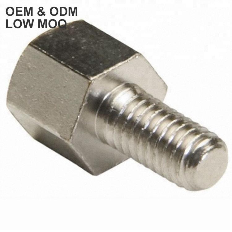 10X 148X50 fileté entretoise int Filetage M5 50 mm Hexagonale dremec