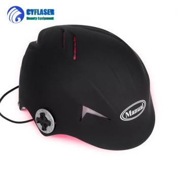 New Research Hair Growth Helmet 650nm Semiconductor Diode Laser Hair Regrowth Laser For Seborrheic Alopecia Areata