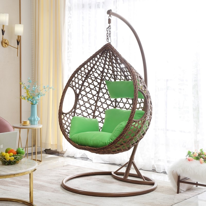 Low price swing chair/rattan swing chair/patio swing chair