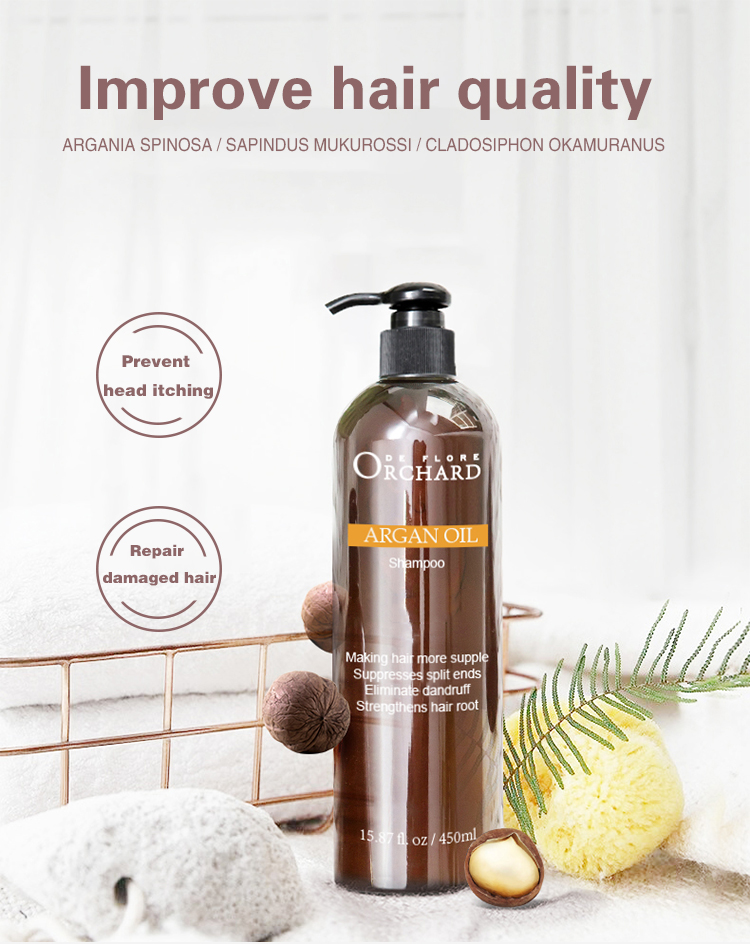 Домашнее использование укрепляет корни волос, натуральные ингредиенты, Марокканское аргановое масло, шампунь для ухода за волосами