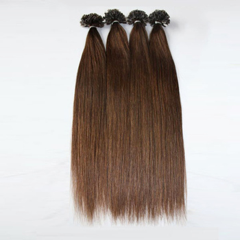 1g strand 25g/pack 200g/lot Best Selling Russian hair russian hair extensions peruvian virgin remy V tip hair extens