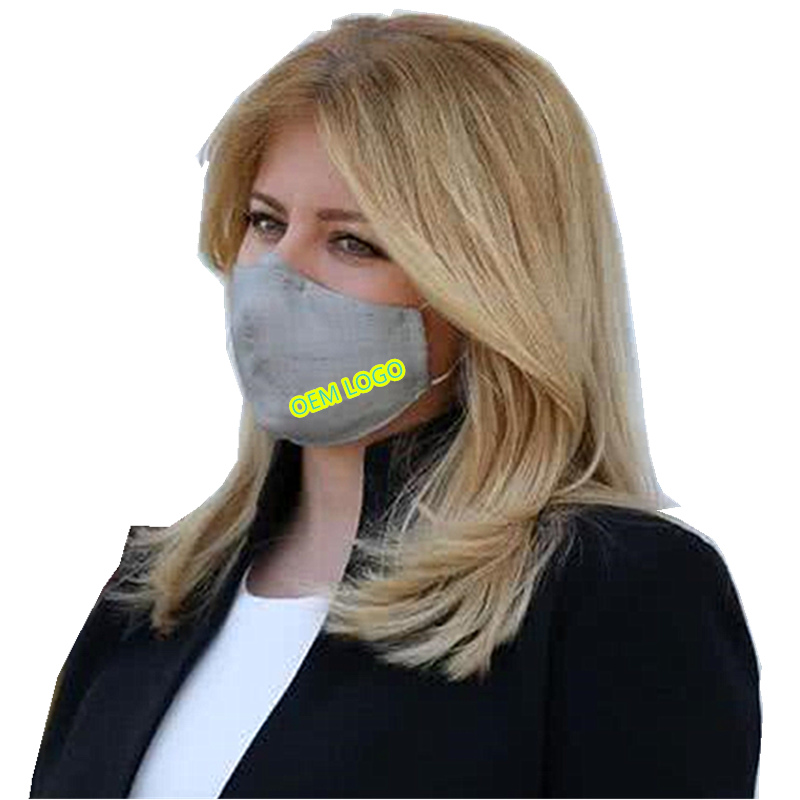 Fashion adjustable quilted kids fabric cloth face mask manufacturer 100 % cotton mask valve filter - KingCare | KingCare.net