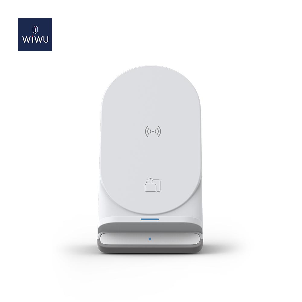 WiWU 二合一 无线充电器 (https://www.wiwu.net.cn/) 无线充电器 第8张