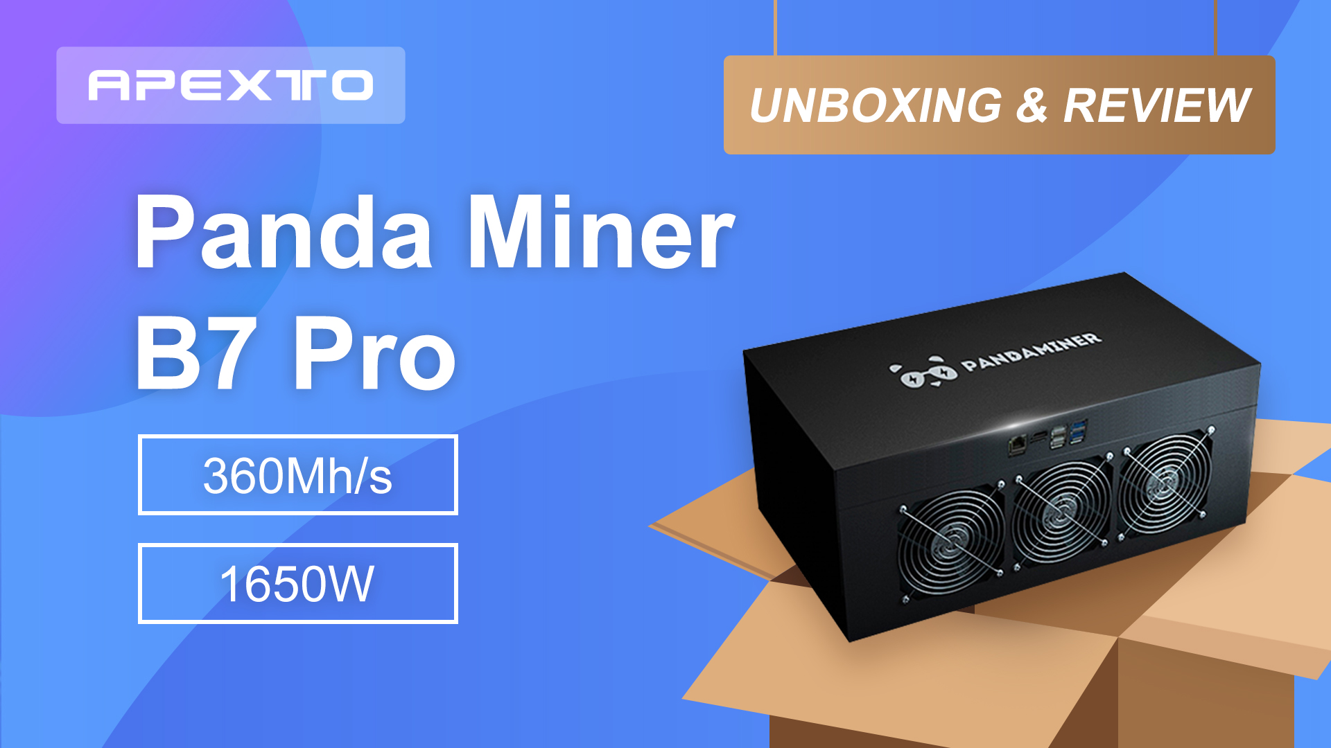 btc panda miners limited
