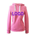 Hoodies High Hoodie High Fashion Customize Manufacturers Wholesale Cute Logo Casual Gym Oversized Sweatshirt Casual Streetwear Women's Hoodies
