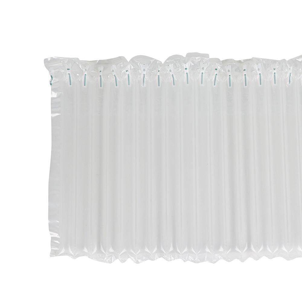 Таможня пластиковая упаковка надувной пузырчатый мешок воздушный столб рулон для транспортной защиты