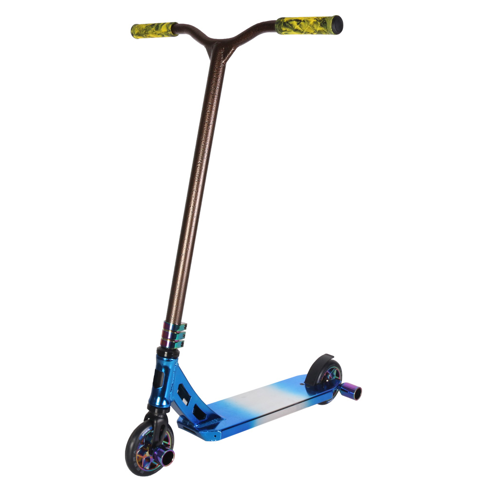 Pro stunt scooter for adult kick scooter High quality stunt scooter with 2 *110 mm wheels