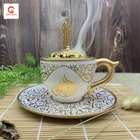 2020 New Fashion hot sale Arabic Incense Burner Mug resin Incense Burner For Home And Office