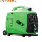 GEN-4000I Portable Mini Petrol Generators 3200W Gas Silent Power Generators Inverter Electric Key Start for Camping and Home Use