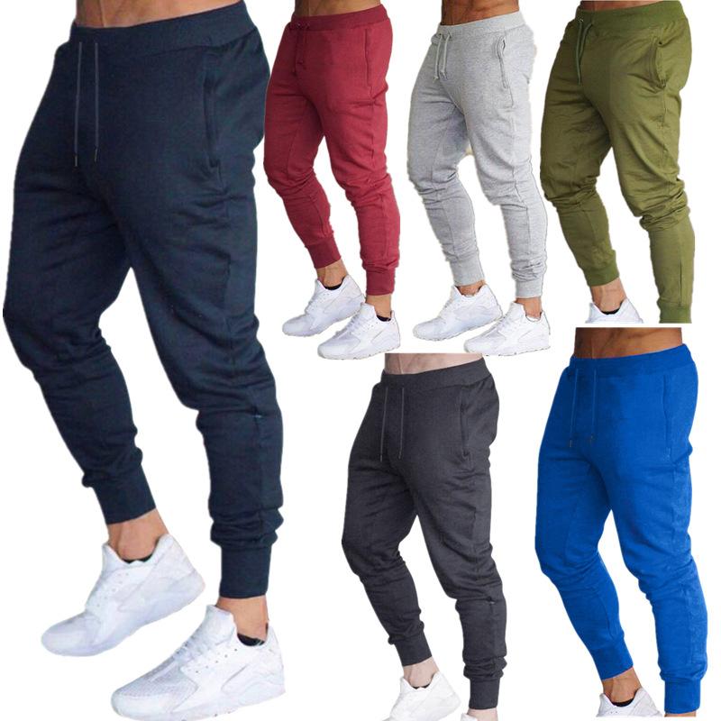 Pantalones De Jogging Para Hombre Personalizados De Poliester Para Entrenamiento Terry Buy Pantalones Jogger De Hombre De Gimnasio De Moda De Alta Calidad Oem Pantalones De Talla Grande Gymwear Con Impresion Personalizada Para Hombre Pantalones