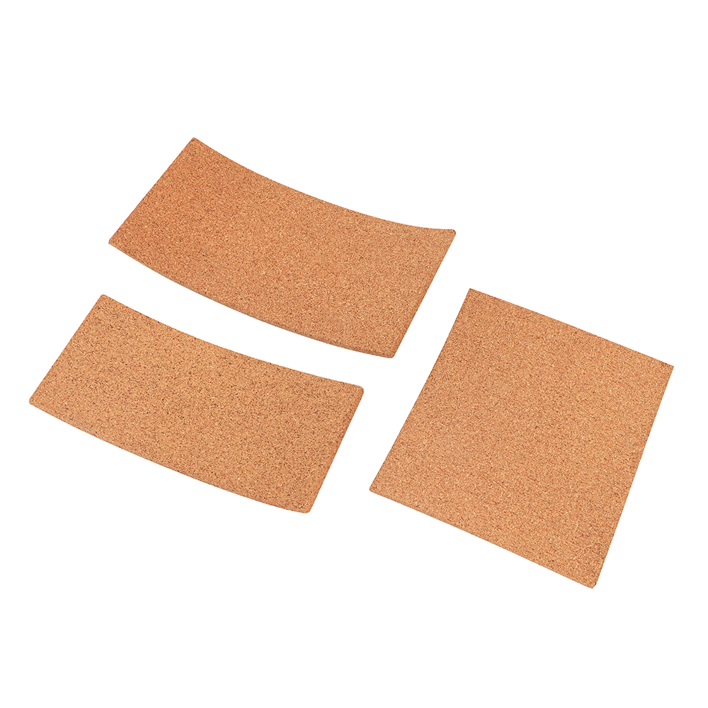 Factory Price 2mm High quality Nature Cork Sheet Custom Pin Board Bulletin Memo Photo Cork Boards