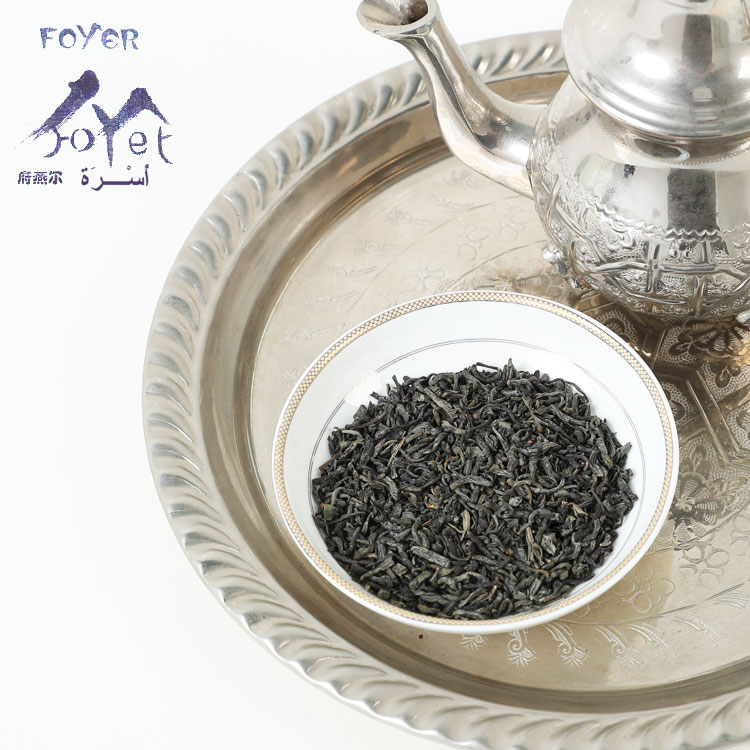Factory wholesale best aroma and taste Private Label Health chunmee green tea the 41022AA - 4uTea | 4uTea.com
