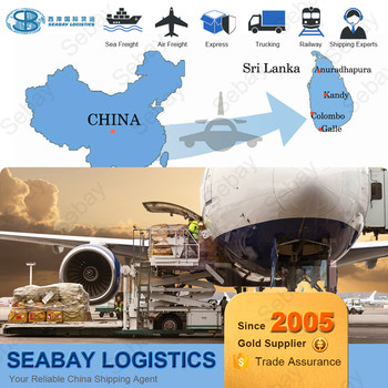 Best Selling Products 2020 Air Logistics Port Air Freight Service Ship To Sri Lanka DDP