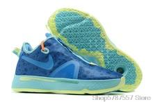 Баскетбольные кроссовки Nike Paul George PG4 EP, удобные дышащие кроссовки, размер 40-45, оригинал, 2020()
