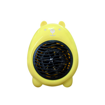 Lovely Mini Electric Room Heaters Infrared Heater 400W White Blue Pink Yellow Colors Low Noise