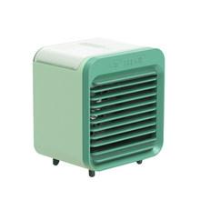 2020 Кондиционер USB портативный охладитель воздуха Увлажнители воздуха настольный вентилятор охлаждения воздуха для дома и офиса устройство...(Китай)