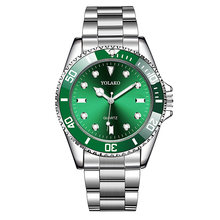 Мужские часы, Топ люксовый бренд, мужские часы, спортивные, военные, мужские, Rolexable, ремешок из нержавеющей стали, деловые, кварцевые, мужские ...(Китай)