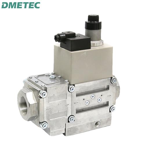 Single stage operation safety gas valve pressure stabilizing solenoid valve Rp3/4