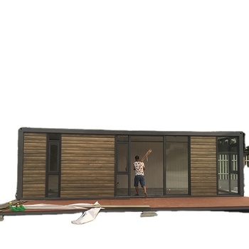 Quick Installation Flat Pack Container Modular House Prefab Home High Quality Shipping Container Homes