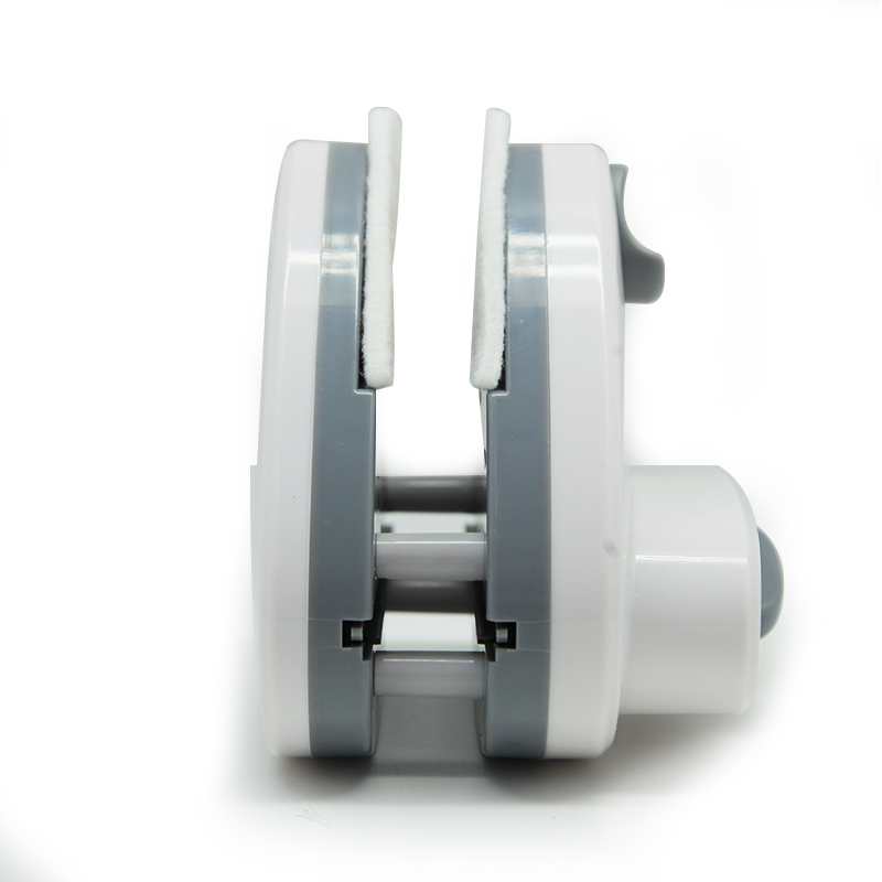 Восточно-Прямая продажа с фабрики 4-32 мм Двусторонняя Регулируемая Магнитная щетка для мытья окон, высокоэффективный протиратель окон