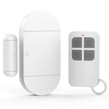 2021 New Launch Wireless Home Security Door Window Burglar Alarm DIY EASY to Install with LOUD 120 dB Siren Alarm Systems