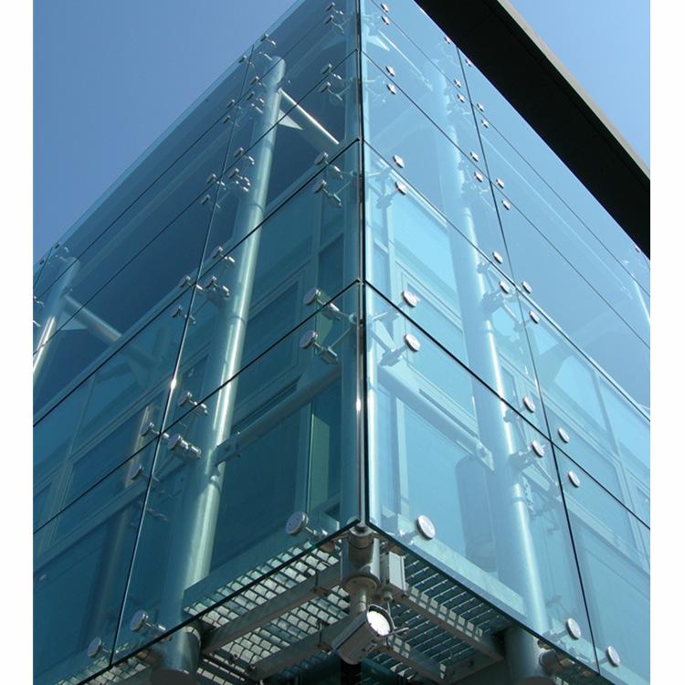 ABLinox Высокое качество нержавеющая сталь стекло стена паук фитинг занавески стены пауки 2 руки