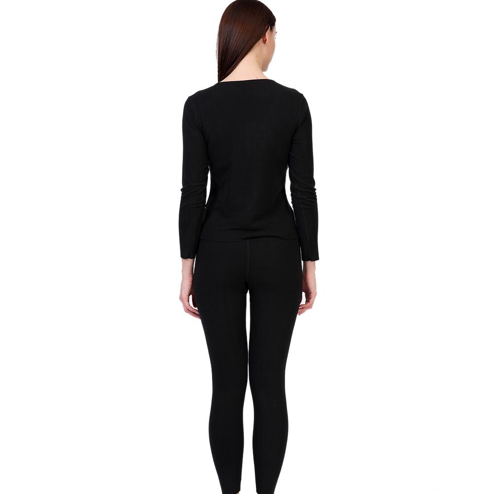 Anti-bacterial women's Long Johns bamboo fiber   thermal underwear women's thermal underwear